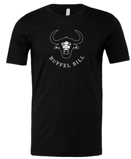 Büffel Bill Tshirt Black L