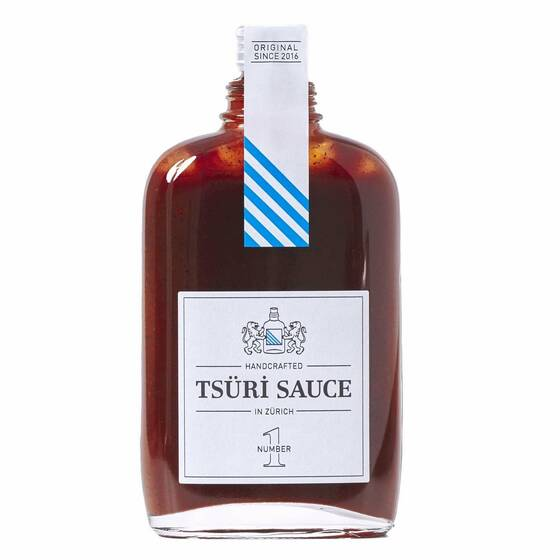 Tsüri Sauce No.1 | Das Original | 200ml